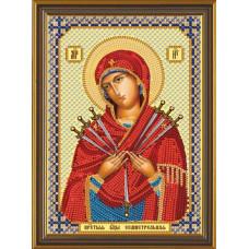С6010 Пресвятая Богородица Семистрельная