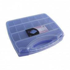 930524 Органайзер для хранения с 20 регулируемыми отделениями, 30,5x25,5x6см Hobby&Pro