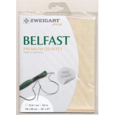 Канва Zweigart Belfast 3609, цвет 222
