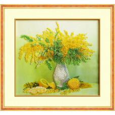 Б-1203 Мимоза с лимонами