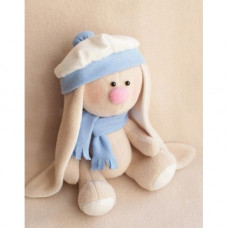MЗ-02 Набор для изготовления текстильной игрушки Зайка Ветерок