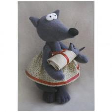 W001 Набор для изготовления игрушки Wolf's Story
