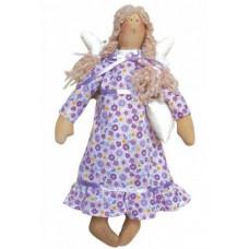 019 Набор для изготовления текстильной игрушки Ваниль