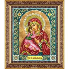 Б-1014 Пресвятая Богородица Владимирская