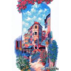 В1046 Канва с рисунком Alisena 'Венеция', 31*24,5 см