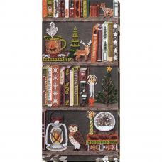 АВ-700 Набор для вышивания бисером 'Книжные истории'21*46см