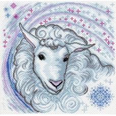 1823817 Алмазная вышивка (мозаика) 'Милой принцессе', Принцессы: Золушка 16,2 см х10,7 см