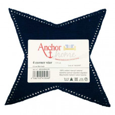 4531-005-00150 ANCHOR Салфетка для обвязывания диам. 20 см, 100% хлопок