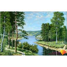 АЖ-1237 Российский пейзаж