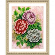 Б-1209 Чайные розы