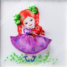 ВЛДС0005 Серия Девочки №5