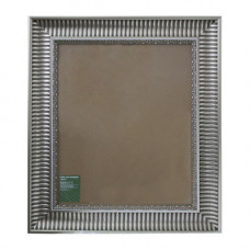 1111 Рама со стеклом, 40х50 см (04 серебро)