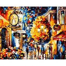C014 Осень в Париже