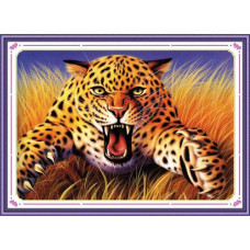 51177 Картина со стразами 5D, Cristal, 75x57 см