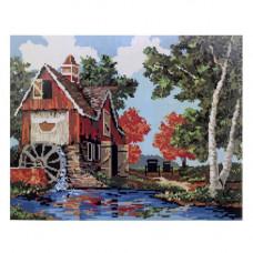 Мозаика на деревянной основе, GZ047
