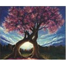 1040 Мозаика, Cristal 'Дерево', 53*66 см