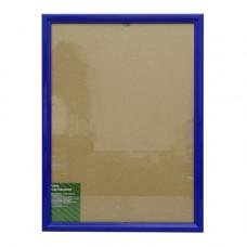 J3 Рама со стеклом 39*28см(38*27см) (104 синий)
