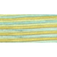 Мулине Гамма меланж цвет Р-44 желтый-бледно-голубой