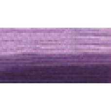 Мулине Гамма меланж цвет Р-31 темно-фиолетовый-светло-фиолетовый