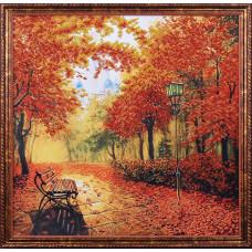 Б-010 Осенний парк