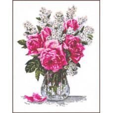01.010 Розовый букет
