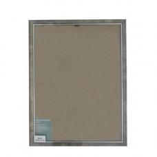 1308 Рама со стеклом, 30х40 см (44 серебро)