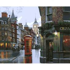C019 Вечерний Лондон