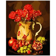 B028 Натюрморт с фруктами