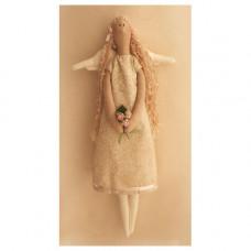 004 Набор для изготовления текстильной игрушки Ваниль