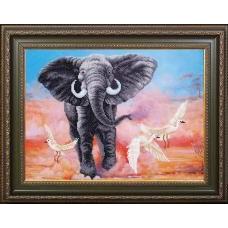 Б-293 Африканский слон