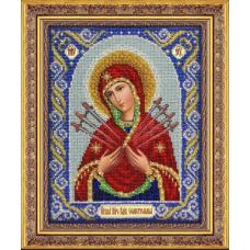 Б-1026 Богородица Семистрельная