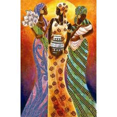 55055 Девушки Африки
