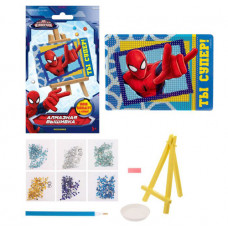1823822 Алмазная мозаика для детей 'Ты супер!' Человек-паук
