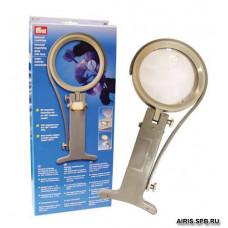 Лупа Prym 611732 с подсветкой