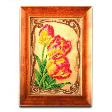 В-415 Бархатные тюльпаны