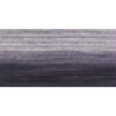 Мулине Гамма меланж цвет Р-32 темно-серый-светло-серый