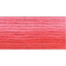 Мулине Гамма меланж цвет Р-22 морковный-светло-розовый