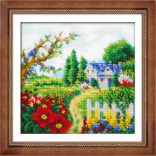 Б-1440 Весенний пейзаж