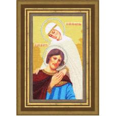 РТ-061 Икона Святые Петр и Феврония