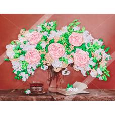 ВЛС0014 Букет с розами