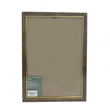 1308 Рама со стеклом, 21х30 см (30 т.золото)