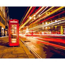 D003 Ночной Лондон