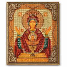 В-165 Богородица Неупиваемая Чаша