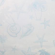 Дизайнерская канва Bestex 30*30 см (Морское дно)