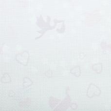 Дизайнерская канва Bestex 30*30 см (Аист)