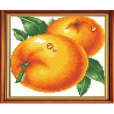7297 Мозаика Cristal 'Апельсины', 25*27 см