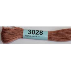Мулине Гамма - цвет 3028