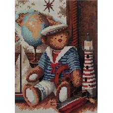 Мозаика на деревянной основе, EZ013