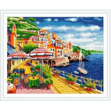 Мозаика на деревянной основе, GZ243