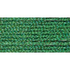 Мулине Гамма металлик М-30 зеленый